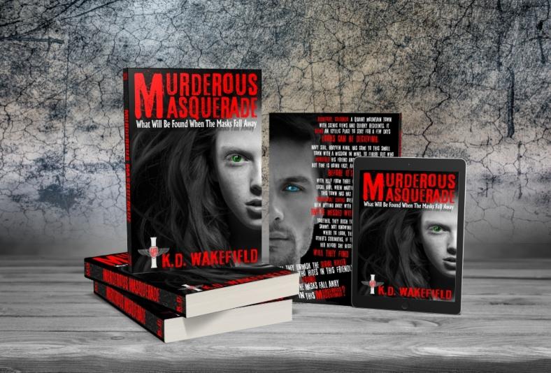 Murderous Masquerade mockup